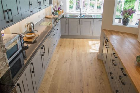 3 Oak  Kitchen Wood Flooring