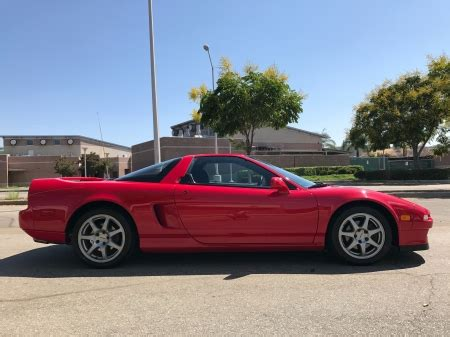 1995 Acura Nsx Wallpaper by 1995 Acura Nsx T Coupe 3 0 Vtec V6 5 Speed Acura Cars