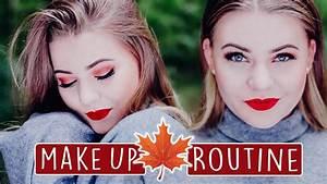 Herbst Make Up : herbst make up routine fallinlove youtube ~ Watch28wear.com Haus und Dekorationen