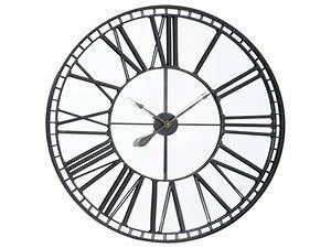 oversized mirrored skeleton clock huge skeleton clock