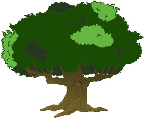 tree clipart tree free images at clker vector clip
