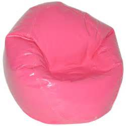 magenta vinyl bean bag chair for kids dcg stores