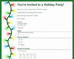 Google form templates beepmunk for Rsvp template for event