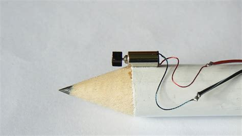 Smallest Electric Motor by Small Electric Motor Extremely Fast 100 000