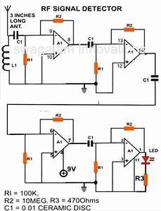 Cellphone Detector Circuit