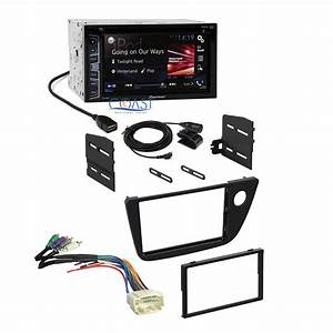 Pioneer 2016 Radio Stereo Dash Kit Amplifier Wire Harness