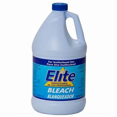 Bleach Elite Professional Gallon Disinfectant 128oz Janitorial