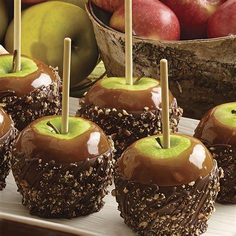 apples caramel candy dipped apple chocolate recipe wilton fall recipes covered halloween manzanas caramelo cubiertas pecan manzana project paletas melts