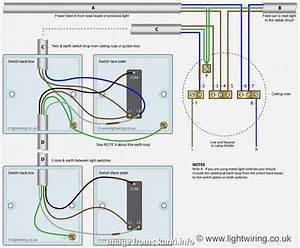 Wiring A Switch Uk Simple Light Wiring Diagram 2  Switch
