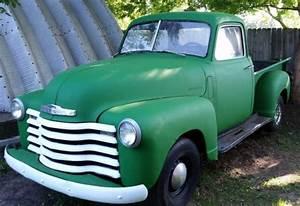 1950 Chevy 5 Window Pickup Truck 3100 1948 1951 1949 1952