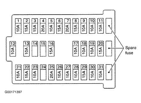 Maxima Fuse Diagram Wiring