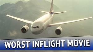 Worst Inflight Movie Ever! (Airplane Crash Supercut) - YouTube