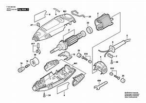Dremel 3000    F013300045 Spare Parts