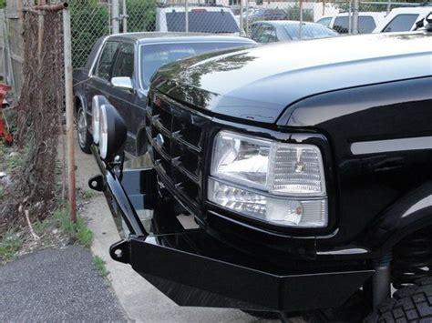Bronco Series Front Bumper Bumpers