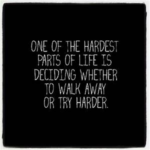 Quotes About Hard Decisions. QuotesGram