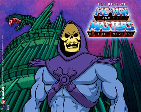 He-Man and The Masters of Universe HD Wallpaper ~ Cartoon ...