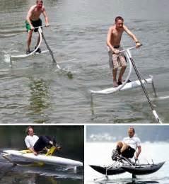 Homemade Paddle Boat