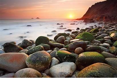 Stone Wallpapers Beach 8k Stones Ultra Earth