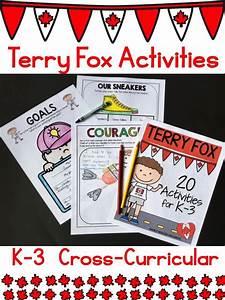 Terry Fox K-3 Activities | Terry fox | Art activities for ...