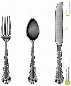 Vintage Spoon Clip Art – Cliparts