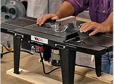 Tips on Using a Router Table DIY
