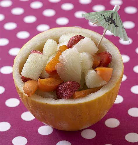 recettes d été cuisine salade de fruits d été les meilleures recettes de