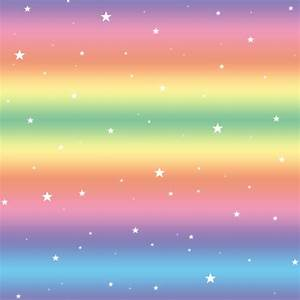 Rainbow Stars Background Small by Amazinadrielle on DeviantArt