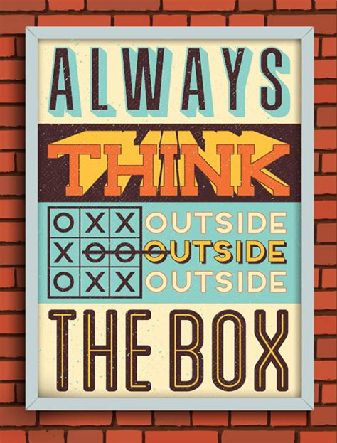 retro vintage motivational typography quotes designbolts