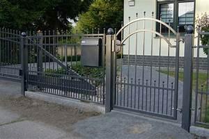 Gartenzaun Günstig Polen : ak metal z une aus polen benndorf 2 zaun ~ Frokenaadalensverden.com Haus und Dekorationen