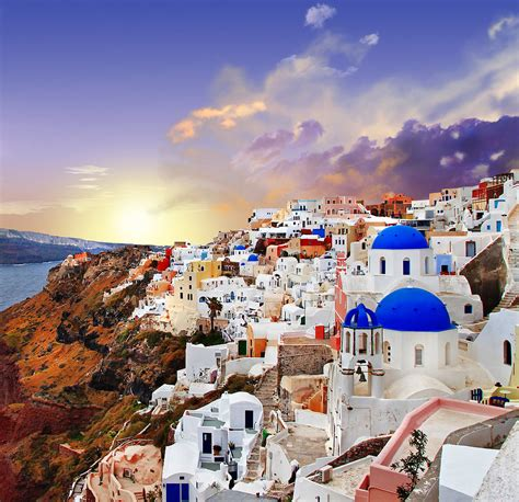 xpx santorini hd wallpaper wallpapersafari