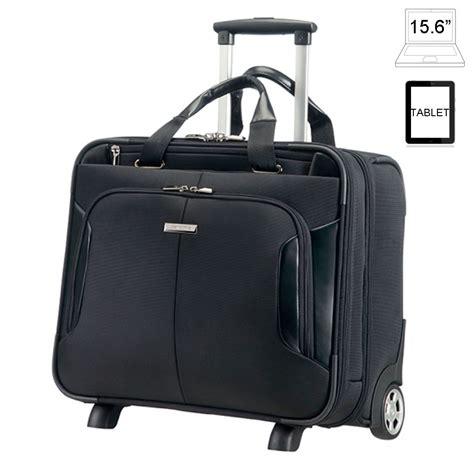 briefcase on wheels wheeled laptop bags 15 6 samsonite xbr