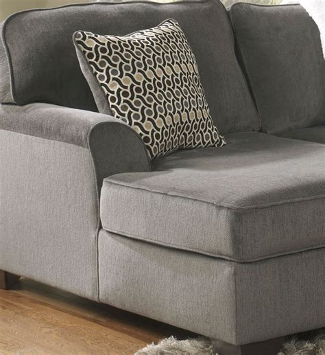 Oversized Loveseat Sofa by Sole Oversized Modern Gray Fabric Sofa Sectional Set