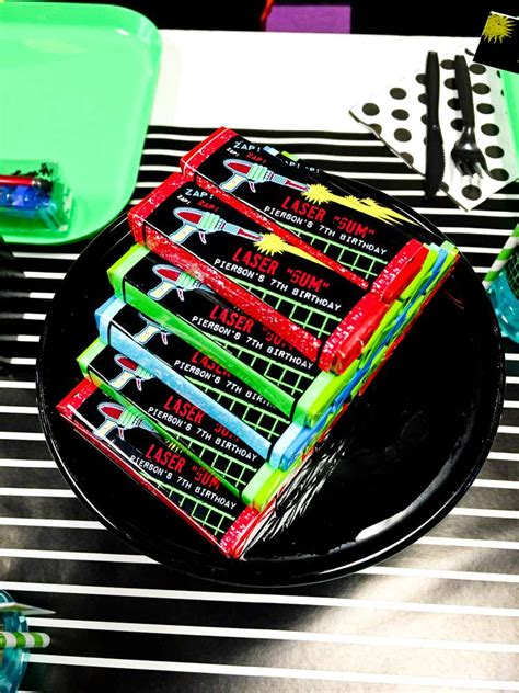 laser tag birthday party ideas photo    catch