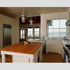 Rustic Pendants For A Coastal North Carolina Beach House