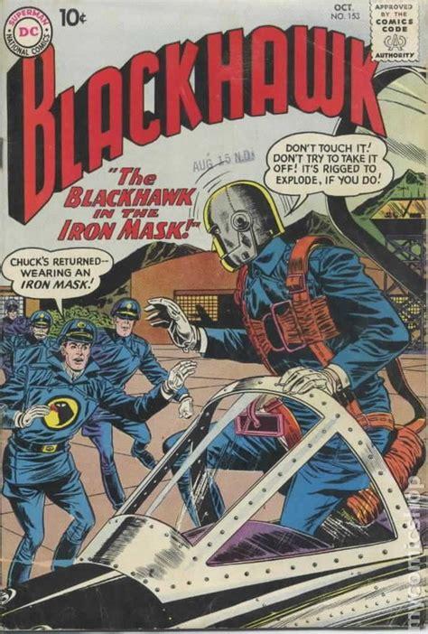 blackhawk  st series comic books