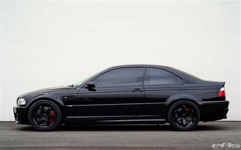 bmw black black on black bmw e46 m3 looks brand new autoevolution