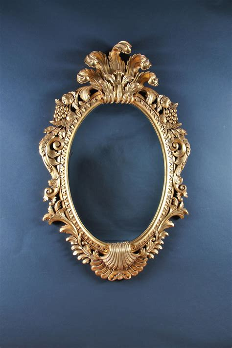 oval mirror with wood frame white oval bathroom mirror