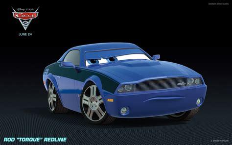 Rod Torque Redline  Voiture Cars 2 « Disneycarsmania