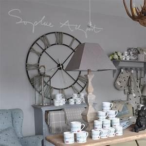 Grande Horloge Murale Originale : 45 id es pour le plus cool horloge g ante murale ~ Teatrodelosmanantiales.com Idées de Décoration