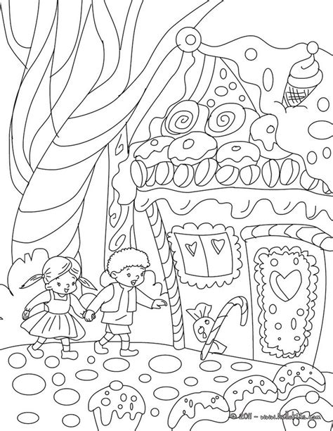 """iColor """"Gingerbread Houses"""" ~ Hansel and Gretel 820x1060"""