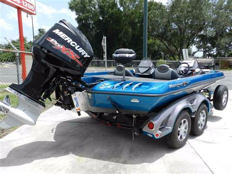 Ranger Bass Fishing Boats For Sale by 2017 New Ranger Z519c Bass Boat For Sale 59 995