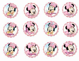 Free Baby Minnie Mouse Clip Art (75+)