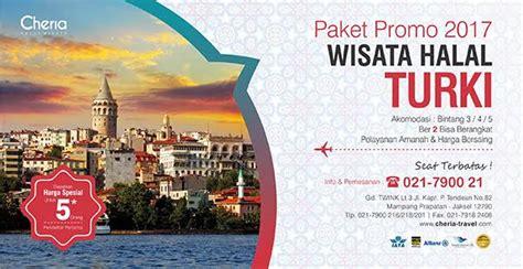 paket  turki   promo cheria holiday