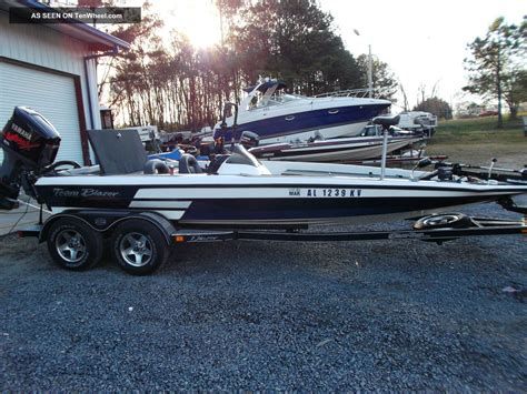 1998 Blazer Bass Boat by The Gallery For Gt Blazer Bass Boats