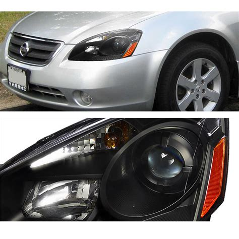 2005 2006 Nissan Altima Depo Replacement Projector