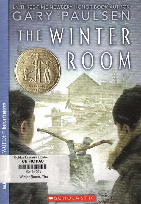 The Room Book by The Winter Room By Gary Paulsen Just Another