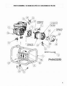 Coleman Powermate Pm0603250 Generator Owners Manual