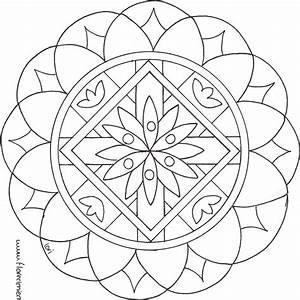 Mandalas para colorear | Florecimiento Humano | decoración ...