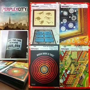 The Armchair Treasure Hunt Of Perplex City By Kurt