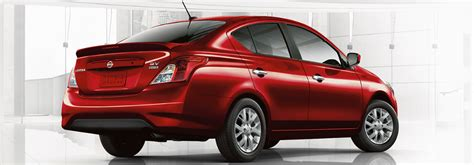 2018 Nissan Versa Features And Specs